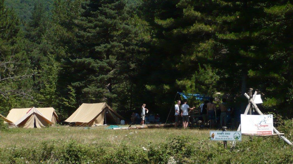 Camp chantier 2017 Scouts et Guides, pionniers et compagnons p1110255