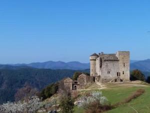 Château du Cheylard d'Aujac