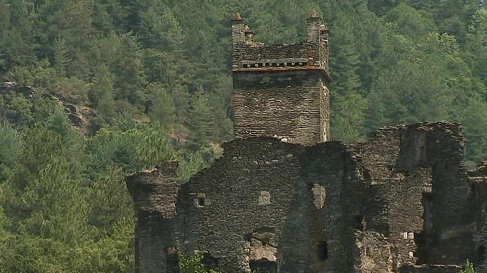 Château de Brisis - Image : @ France 3 Occitanie.